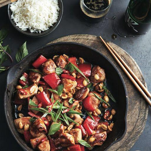 ching he huang kung pao chicken recipe