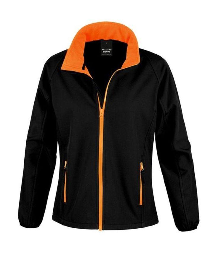 Trova Result Giacca Softshell donna NERA Foderata in caldo pile Modellata Zip arancio Result Giacca Softshell donna NERA Foderata in caldo pile Modellata Zip arancio nella categoria Abbigliamento e accessori, Donna abbigliamento, Cappotti e giacche su eBay.it