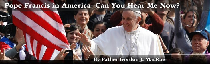 Pope Francis in America: After a momentous week in America, Pope Francis has been scrutinized by both the Catholic right and left. Did he come to criticize this nation or to evangelize it?