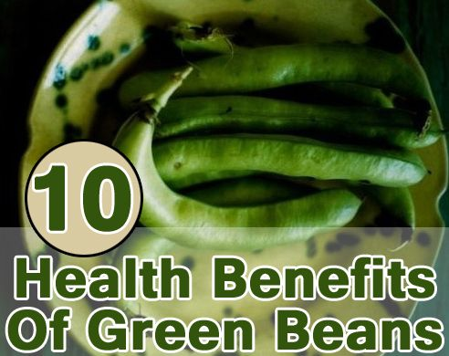Benefits Of Green Beans: Green beans are also a good source of folates which are useful for cell division and DNA synthesis.