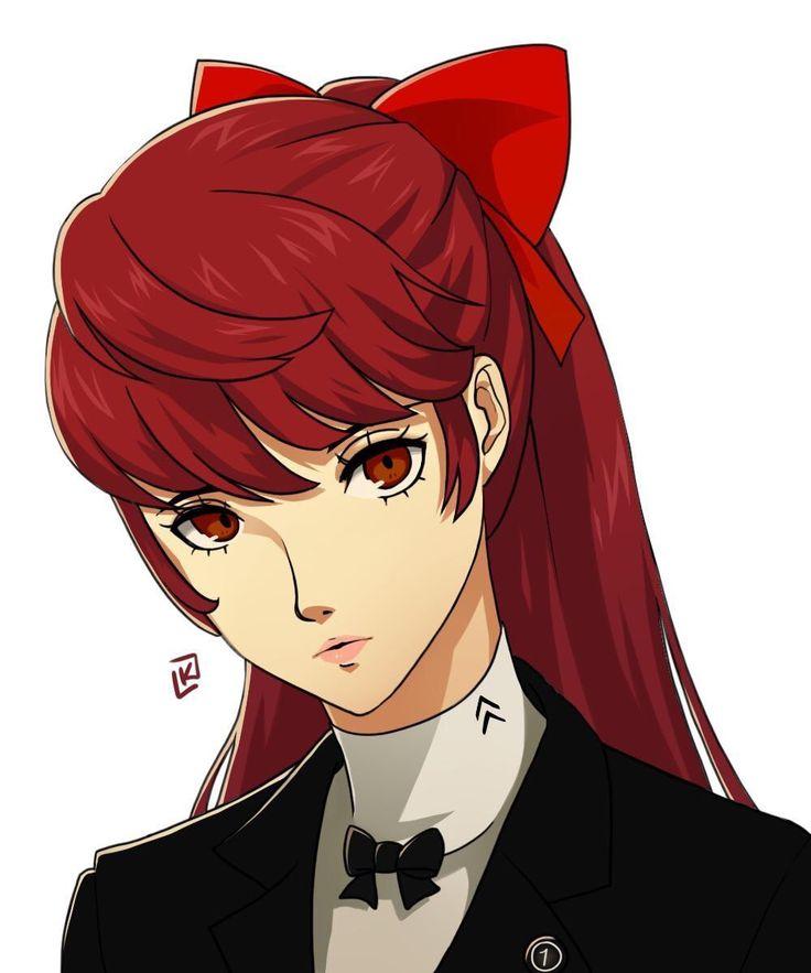 Kasumi Yoshizawa p5 Persona 5 memes, Persona 5, Persona