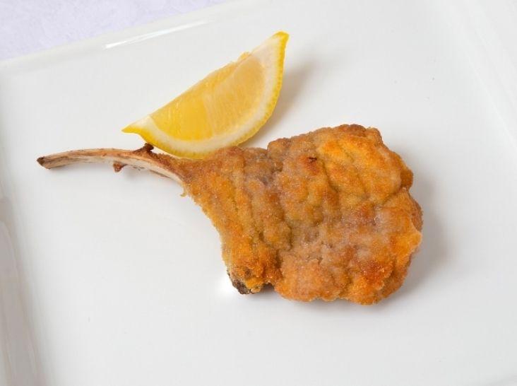ミラノ風カツレツ 小川 洋行シェフのレシピ | シェフごはん