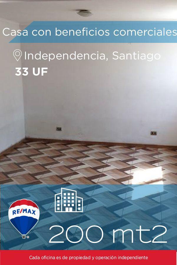 200 M Comercial Negocio Arriendo Located At Independencia