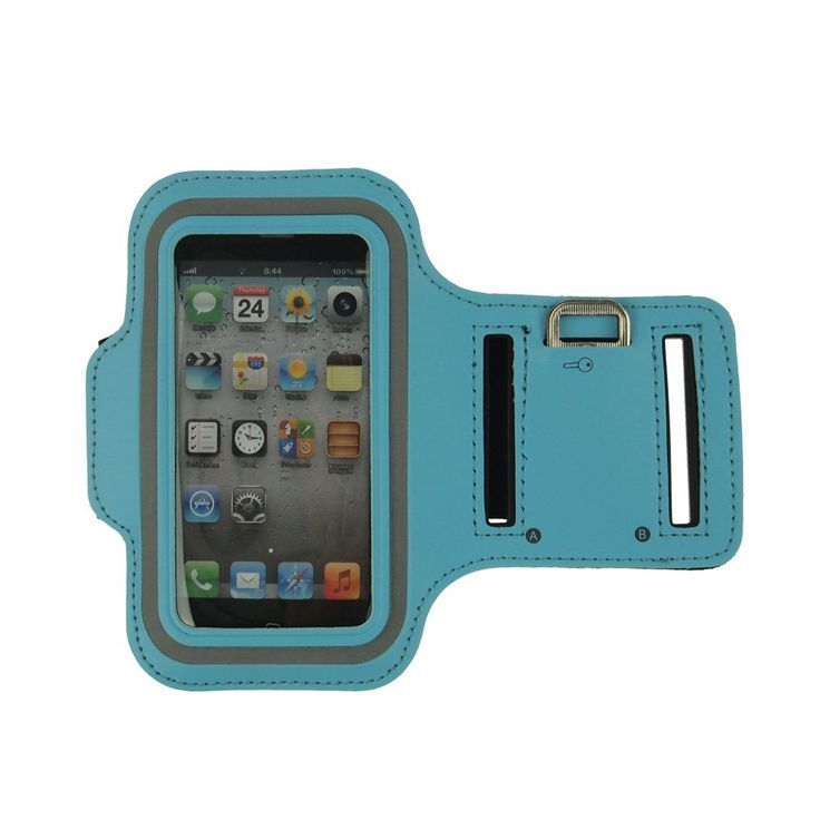 Universal Blue Adjustable Neoprene Workout Armband for Apple Iphone (All Generations). Easy carrying and fit for Iphone 3g / iphone 3gs / iphone 4 / iphone 4s / iphone 5 / iphone 5s / iphone 5c / ipod touch. Adjustable armband gives you the versatility of carrying your device in a variety of ways. Full screen protector allows full touch screen functionality. Built in a small pocket, you can put in the earphone cord, coins or keys etc. Case dimension :5.5×1×3.5 inch.Note : Please check…