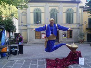 CAPITAN FUTURO: BAGNI DI LUCCA 19/20 settembre TORNA IL (vero) PAE...