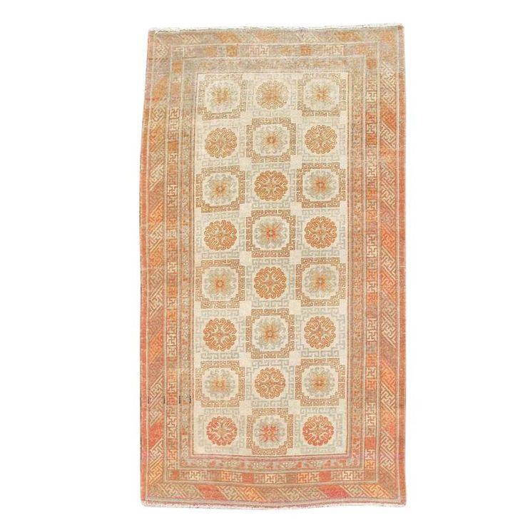 Kilim Rug John Lewis: Elegant Khotan Carpet In 2019