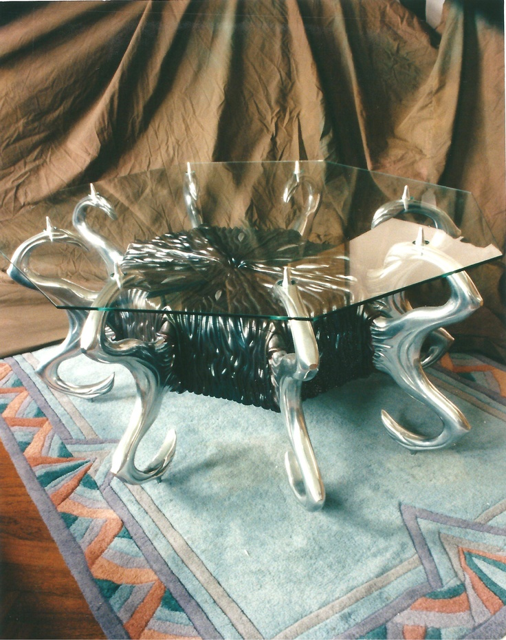 """The Enigma"" Coffee table..."