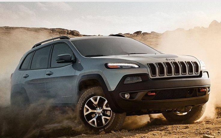 2016 Jeep Cherokee Sport 4x4 free wallpaper