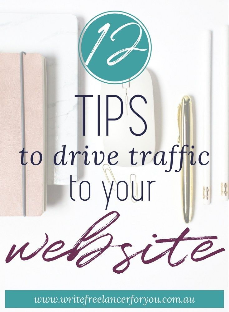 drive traffic to your website, attract readers, attract traffic,