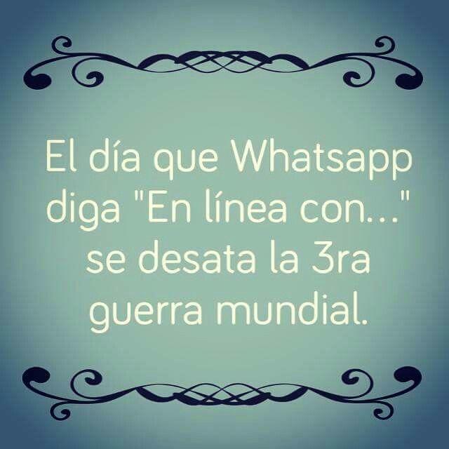 El dia que el whatsapp diga... siii sin contar asesinato intencional con alevosia y ventaja #compartirvideos #imagenesdivertidas #watsappss