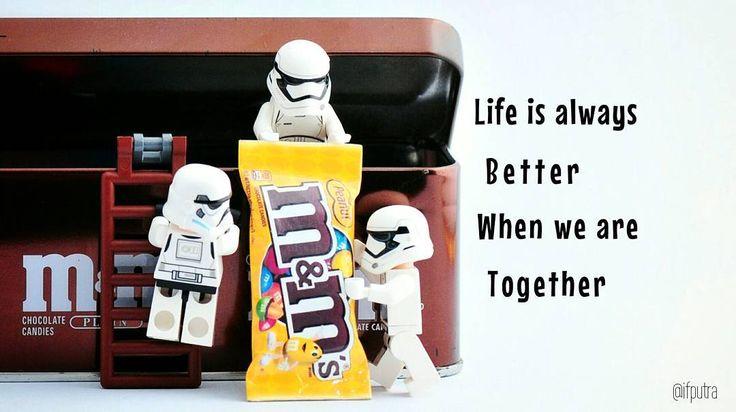 Lego Minifigures Starwars