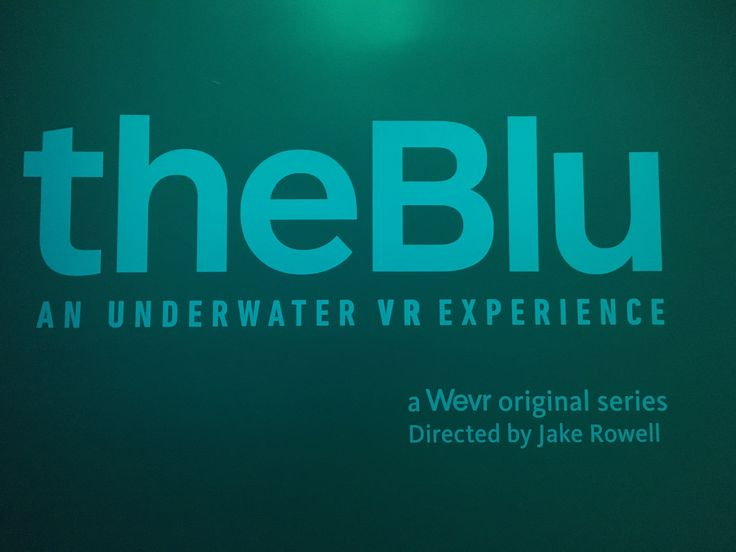 Exploring theBlu: An Underwater VR Experience at Natural History Museum LA - La Explorer