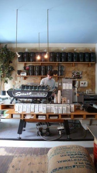Sou seu café: Cafeterias pelo mundo - Idéias e Decoração