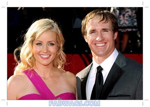 Brittany Brees; the loving and gorgeous wife of NFL player Drew Brees. Drew is as you all know the talented quarterback for the New Orleans Saints.
