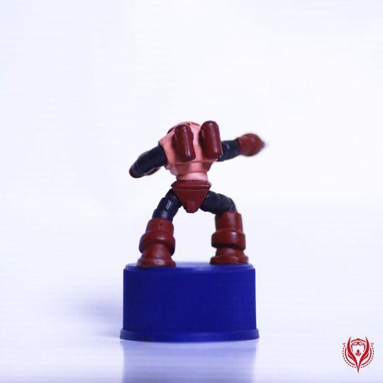 Back Side Pepsi Bottle Cap MSM-07S Char Z'gok  Series : Pepsi Bottle Cap  Brand : Pepsi  Release : Unknown  Height : +- 50mm  Price : Unknown  #ズゴック #シャアアズナブル #機動戦士ガンダム #ガチャガチ#Gunpla #ModelKit #Gashapon #Gacha #MiniFigure #Figure #Toys #Zgok #CandyToys #BuildModel #Bandai #CharAznable #Zeon #Zugokku #MobileSuits #Gundam #Jaburo #OneYearWar #UniversalCentury #Toys #ToyPhotography #Instagram #InstaToys #Amphibious