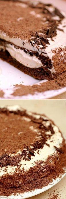 Как приготовить торт мокко. - рецепт, ингридиенты и фотографии