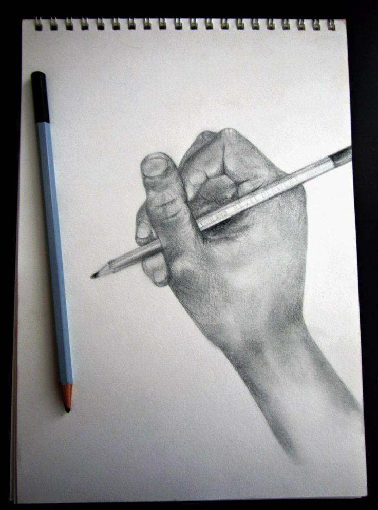 hand sketch by Shanni Smith