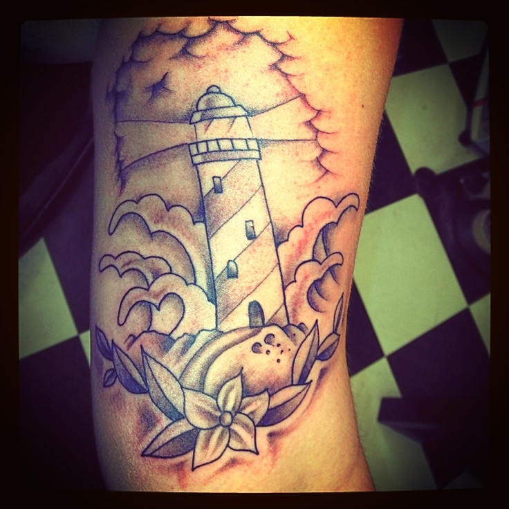 26 best images about light house tattoo on pinterest for Things tattoo artists love