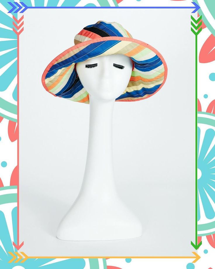 awesome Psychedelic Sun Protection  #festivalfashion #festival #accessories #rainbow #ps...  Psychedelic Sun Protection 🌈 #festivalfashion #festival #accessories #rainbow #psychedelic #spf #sun #bright #wildchild #love #stripe #sunhat #ri...