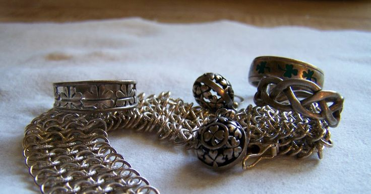 Stuff Grandma Made: Tarnish-Free Silver with NO WORK!