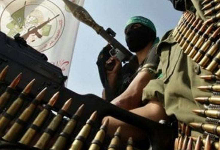 """'Hamas is establishing terror infrastructure in Lebanon'. Hamas is investing considerable resources into establishing terrorist infrastructure in Lebanon, Defense Minister Lieberman said Friday. The Gaza Strip-based terrorist group """"is currently trying to carry out terrorist attacks across Judea and Samaria, as well as develop new fronts, primarily in southern Lebanon. It wants to use that area to threaten Israel,"""" Lieberman said."""