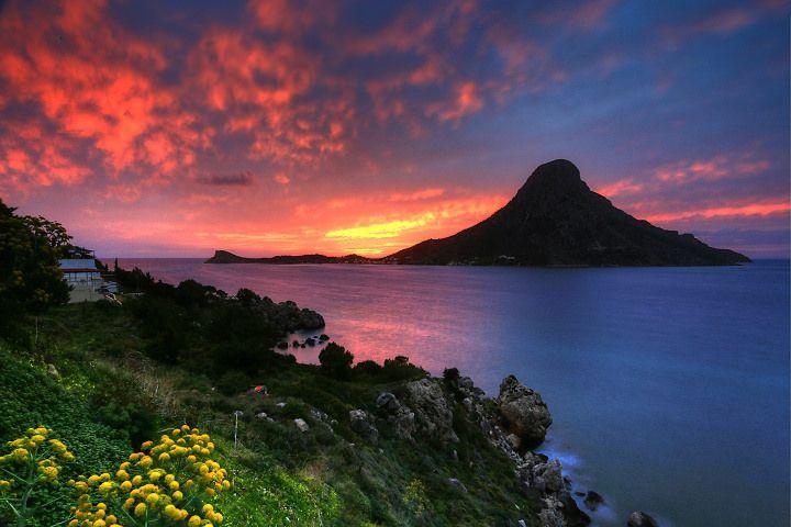 Telendos Sunset