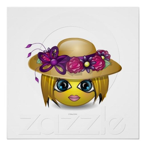 Bonnet: Smiley Emoticon, Bonnets Posters, Picture-Black Posters, Small Smiley, Smile Facecarita, Bonnets Smile, Smile Emoticon, Smiley Faces, Posters Create