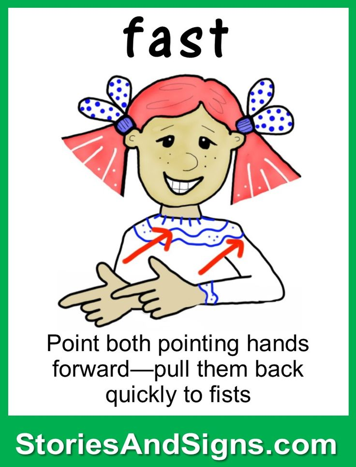 essay on learning sign language