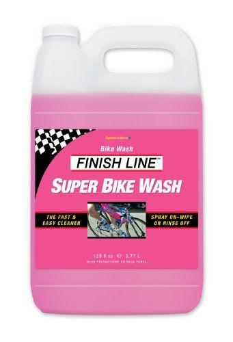 FINISH LINE Super Limpiador Bicicleta 3.8L