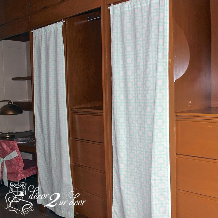 Design Your Own Dorm Room Closet Panel Dorm Room Closet