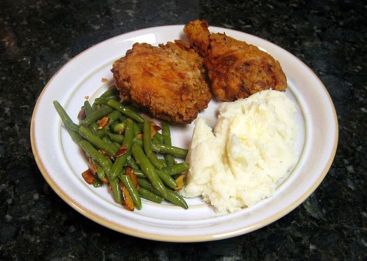 Classic Crispy Southern Fried Chicken