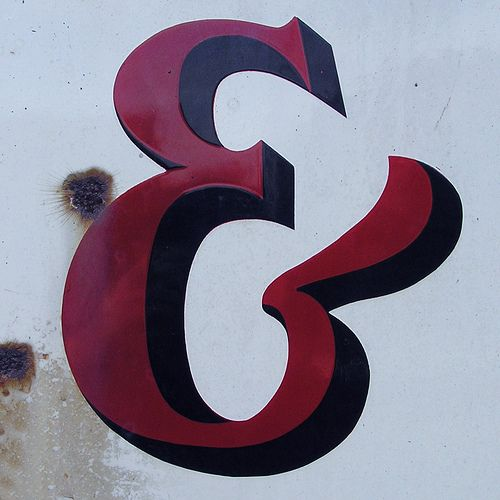 70 Creative and Practical Uses of the Ampersand | Bluefaqs
