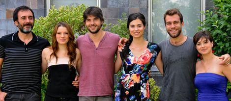 Nuevo reparto de 'El Secreto de Puente Viejo' de Antena 3