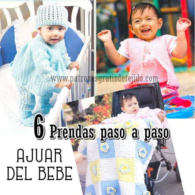 303 best Tejidos para niños images on Pinterest | Patrones de punto ...