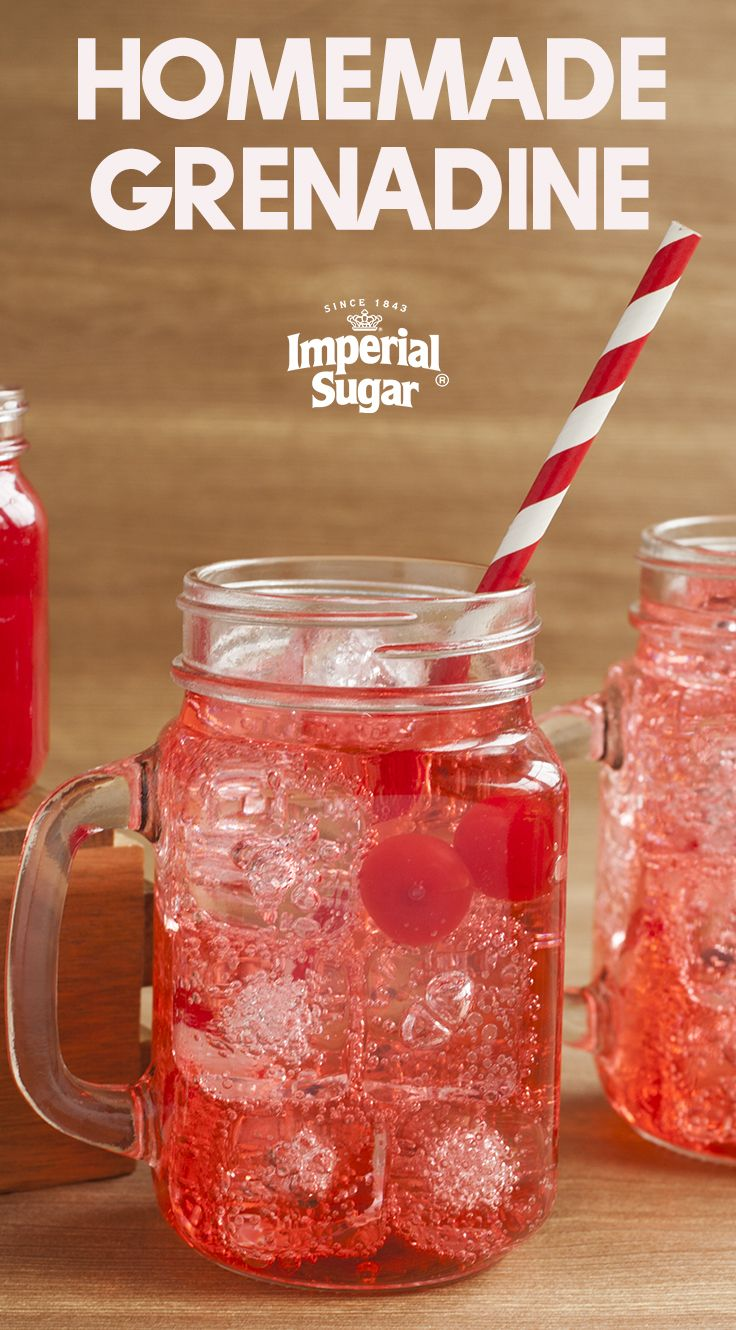 Whip up a batch of our quick and easy homemade grenadine with just 3 simple ingredients, then just pour over lemon lime soda and garnish with a cherry to make a delicious Shirley Temple beverage. You can make other refreshing and fun drinks with your Grenadine including the retro Roy Rogers. Fun for parties, especially in the spring and summer months (think BBQ, picnics, family reunions, etc.) Guests of all ages will love these pretty mocktails. You can adjust the sweet/tart ratio by…