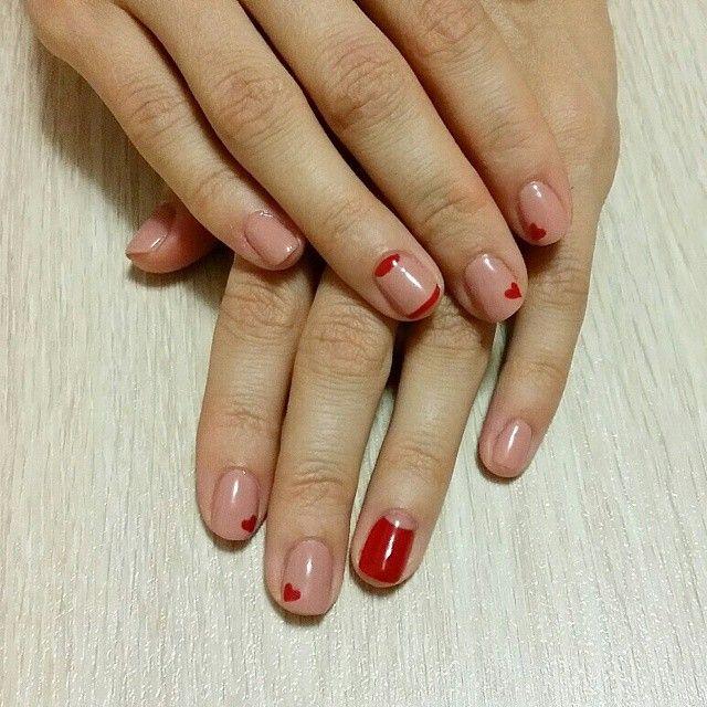 Ноготочки - Милашечки всего за 400р! #nailymarsovna #naildesign #nailperm #nogotki #nail #nails #naildesign #shellac #manicure #nailart