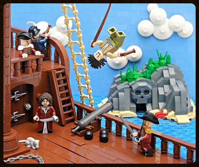 Jolly shenanigans at Pirate Cove