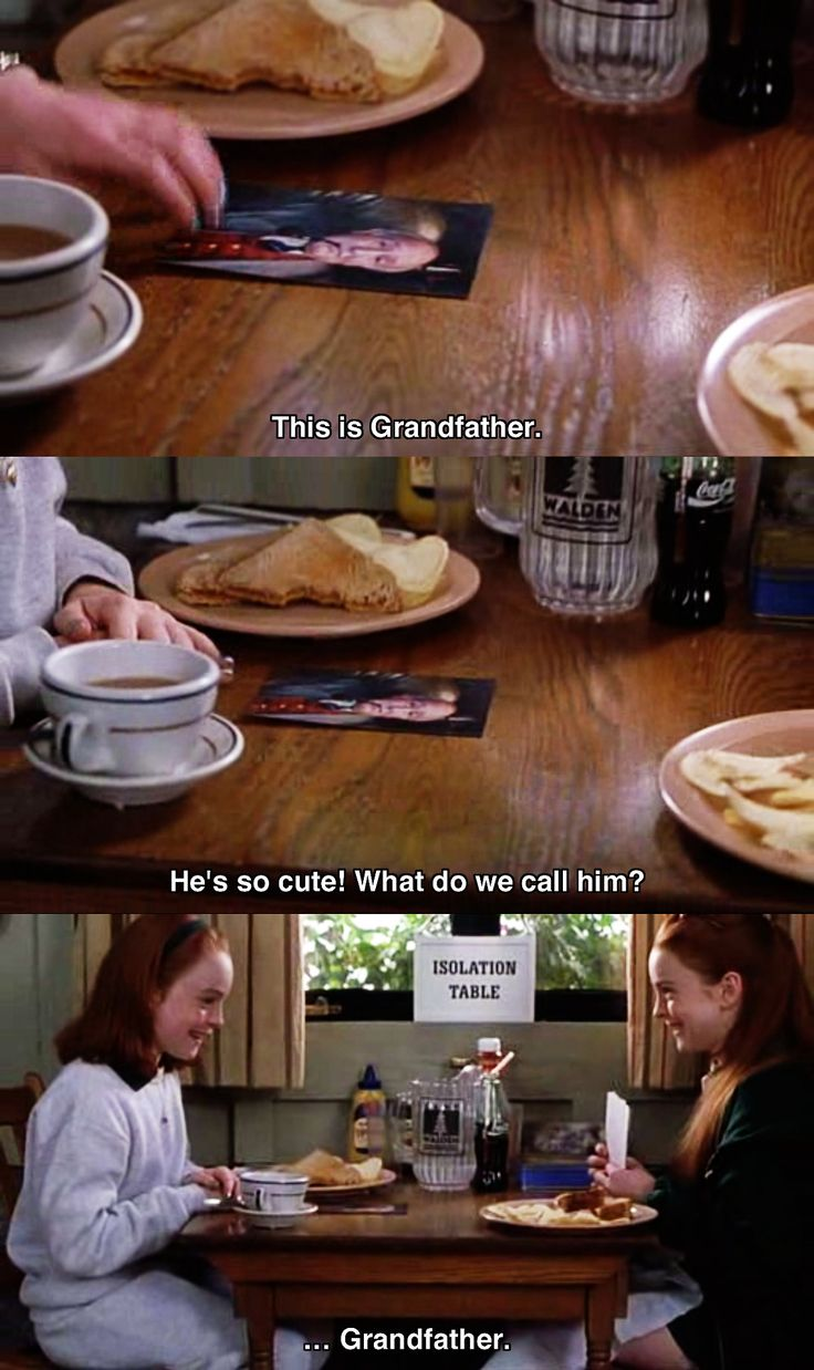 My all time favorite movie EVER!!!!' Parent Trap