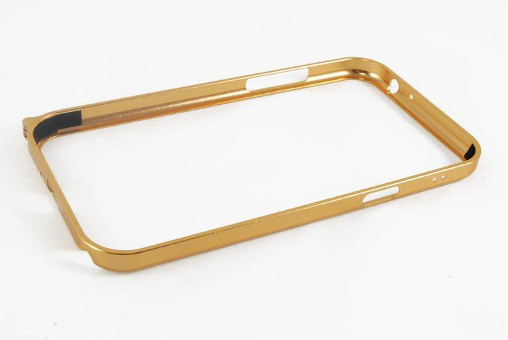 Чехол бампер Cross-Line железный Samsung N7100 Galaxy Note 2 (золото)  Чехол бампер Cross-Line железный Samsung N7100 Galaxy Note 2 (золото)