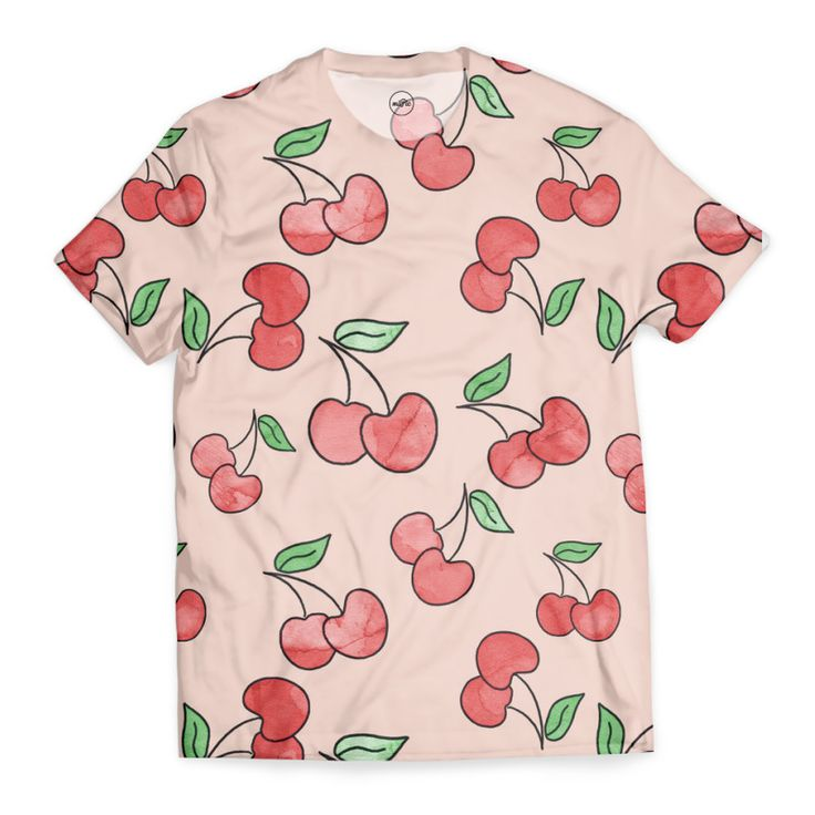 - T-Shirts start from £26 - Full-sublimation Cut & Sew printed T-Shirt - 100% Polyester with super soft Cotton feel, machine washable - 3-5 day UK delivery time - Premium quality finish, hand sewn, no white marks under arms! miPic | Print Unique Art & Fashion  Unique fashion item designed by miPic artist psychae.