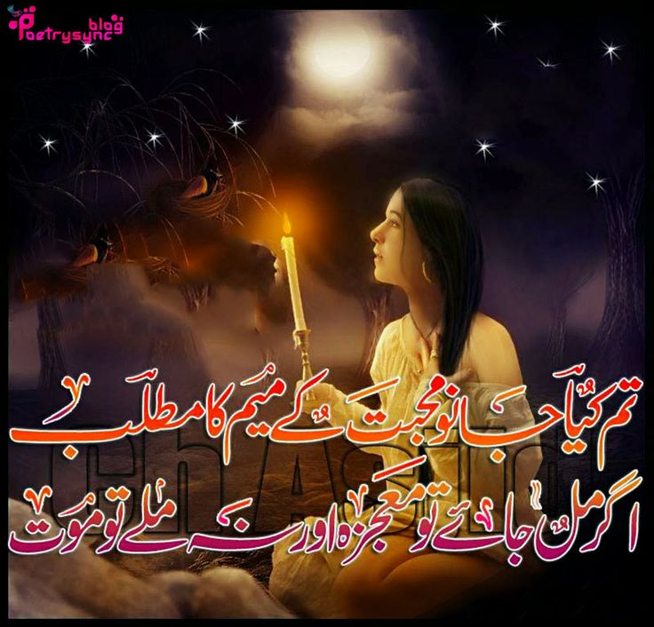 48 Best Images About Mohabbat Shayari On Pinterest