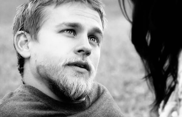 Jax Teller from Sons of Anarchy! I love Charlie Hunnam!!! Yummy!!! :)