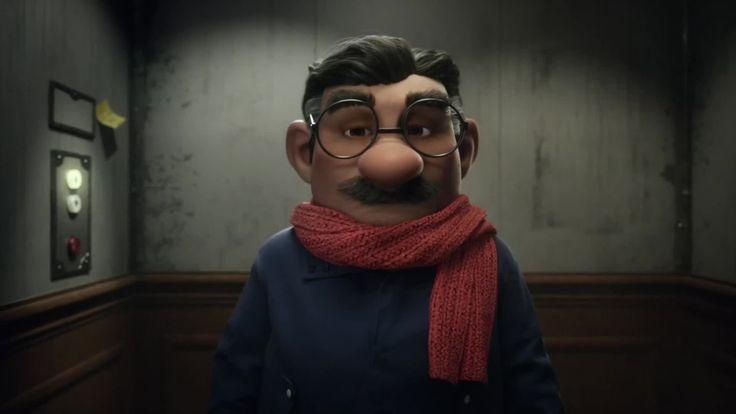 Pour la loterie espagnole de Noël, Leo Burnett a créé ce joli film d'animation digne d'une production ...