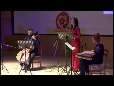 Sanatçı Yaprak Sayar Konseri 17.11.2014 - YouTube
