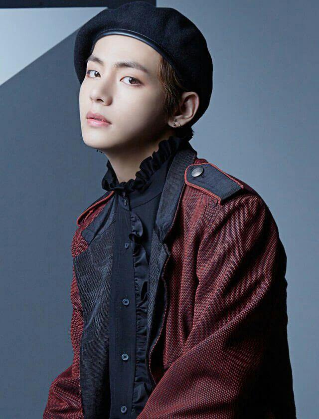 V ❤ BTS Profile Photos For 'Blood Sweat & Tears' Japanese Version! ❤ #BTS #방탄소년단