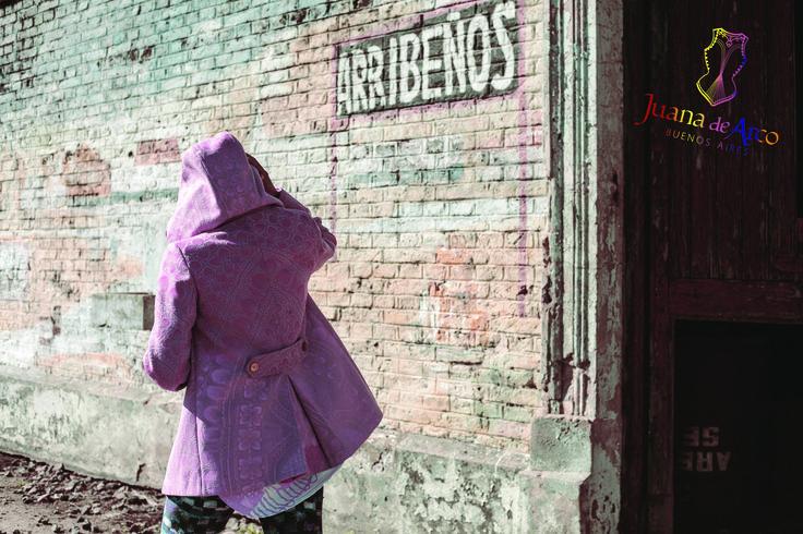 colección invierno 2015 Juana de Arco