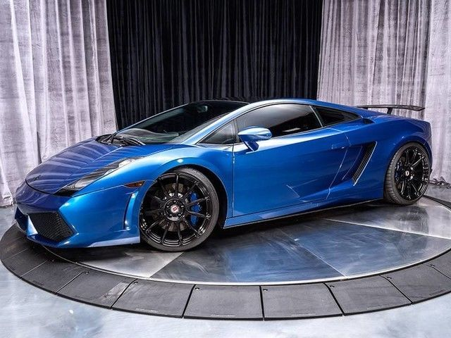 Nice Amazing 2006 Lamborghini Gallardo SE 2006 Lamborghini Gallardo SE Blu Caelum 2017 2018