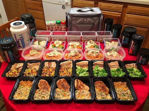Who else killed there #mealprepsunday today?  This is what...  Who else killed there #mealprepsunday today?  This is what prepped for success looks like! Prepped by @fitwithfitz  with the best brand of meal management bags from @fitmarkbags  ::::::::::::::::::::::::::::::::::::::::: If your actions dont reflect your goals then youre only fooling yourself. Success comes when consistent preparation meets opportunity Meals & supplements for the next month got a little chicken beef pork shrimp…
