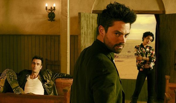 Preacher Comic Book to AMC TV Series Preacher Pilot Episode Review Bringing a cult-favorite comic book story to the TV screen is always a…