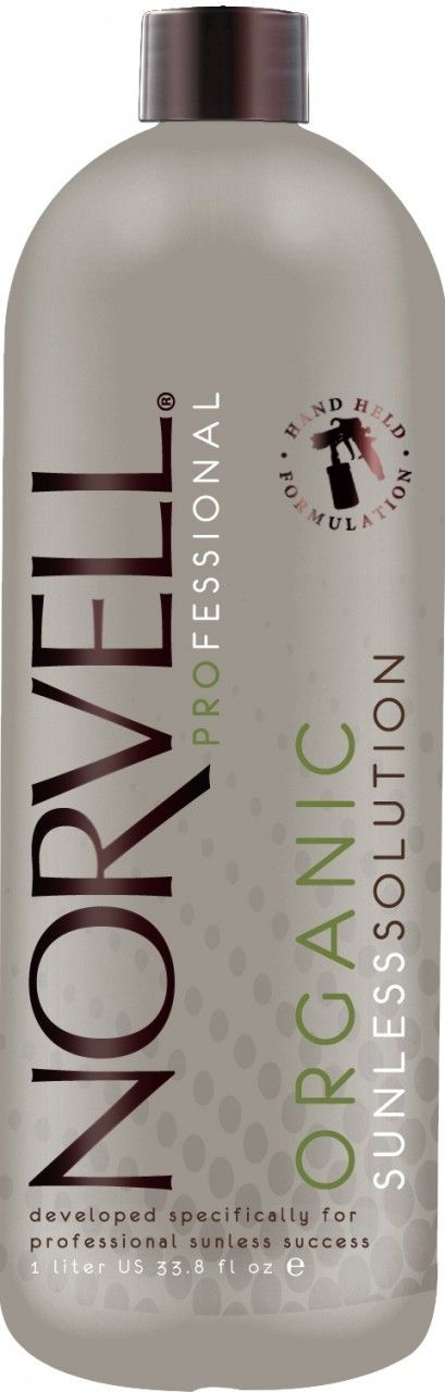 norvell sunless tanning | Norvell Amber Sun ORGANIC ORIGINAL Spray Tan Solution 34oz